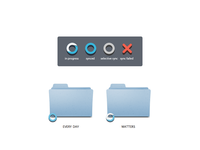 Download Free Dropbox Alternate Icons for Mac