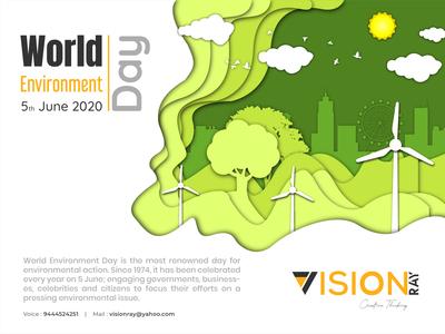 World Environment day branding visual artist adobe illustrator illustration illustrator graphic graphicdesign