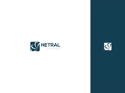Netral Group Logo design logo