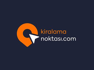 Kiralama Noktası branding design logo