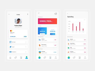 Money Managament icon app design design uidesign ui