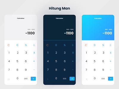 Calculator app app design design uidesign ui