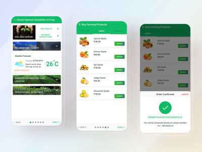 AgriTech App Buy/Sell Products ux mobile app design mobile design mobile ui mobile app ui  ux ui design ui mobile ios app ios design app ux app ui app design app android design android app design android app android