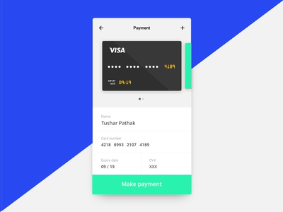 Checkout Page checkout page payment app app web ui illustration ux guides grid design thinking graphic design dailyui typography design
