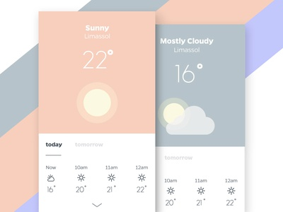 Weather Page weather illustration ux ui guides grid design thinking graphic design dailyui typography design