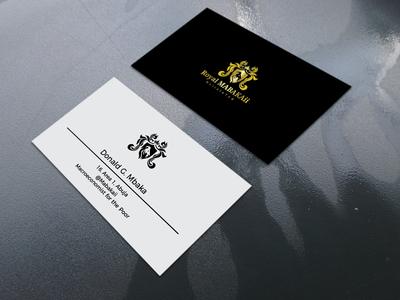 Complimentary Card Design