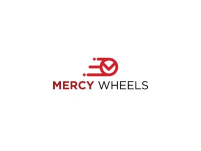 Mercy Wheels Logo design