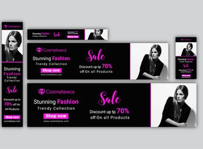 HTML5 Banner Ads Design