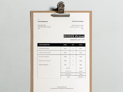 Classic Invoice Template microsoft word ms word invoice design classic invoice template classic invoice invoice