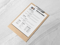 Free Business Timeline Resume Template