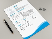 Free Pharmacist Resume Template