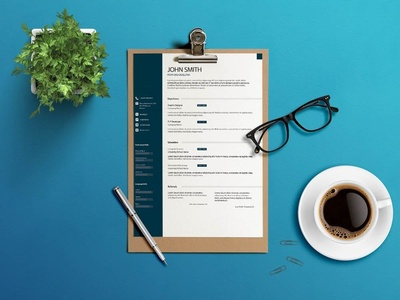 Free Simple Classic Resume Template