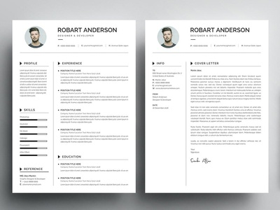 Free Fresh Graduate Resume Template + Cover Letter
