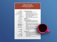 Free Real Estate Agent Resume Template