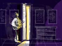 The dream of a narrow exit