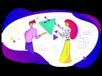 Illustration for Salescamp