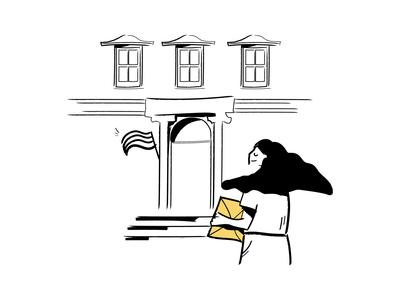 Illustration for visahelp.de