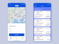 Ukrzaliznytsia App Redesign