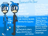 Bennard The Bear Reference