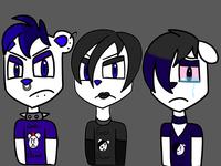 Three Non-Conformist Of Bennie