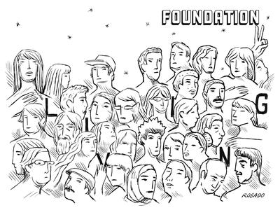 Foundation Drink Menu Cover