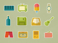 Flat Icons #2