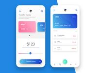 Money app concept 1