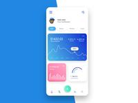 Money app concept 2