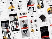 ACG Store App UI Kit