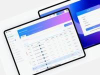 Medical Start-up Dashboard App