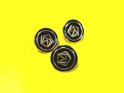 Ignite lapel pin branding logo lapel pin pin