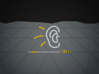 Listen Icon partial application