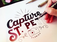 Capture St. Pete Initial Sketch