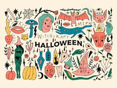 Halloween Bundle 60s