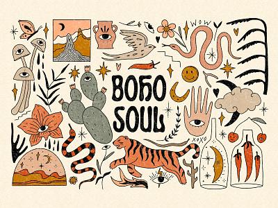 Boho Soul Bundle 60s