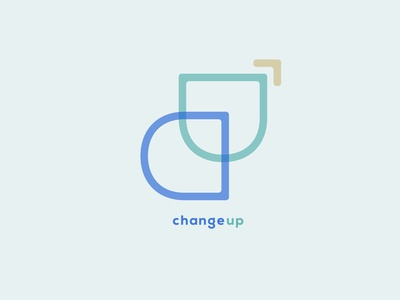change up - brand concept