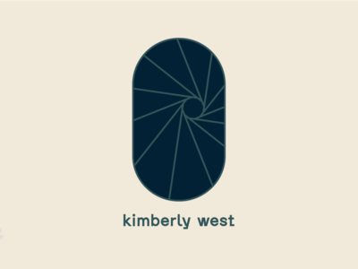 kimberly west photography brand concept