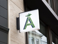 Advanced Lawn and Landscape Logo