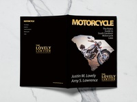 Motorcycle Book Cover