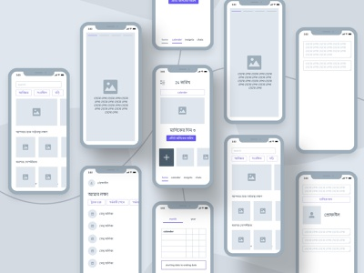 Wireframe of Pregnancy time Period mid fatality wireframe wireframe medicine patients patient app doctor appointment doctor app health app healthcare health medical medical app medical design medical care mobile app mobile design mobile app design mobile ui mobile application product design