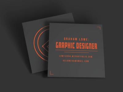 Business card part 2