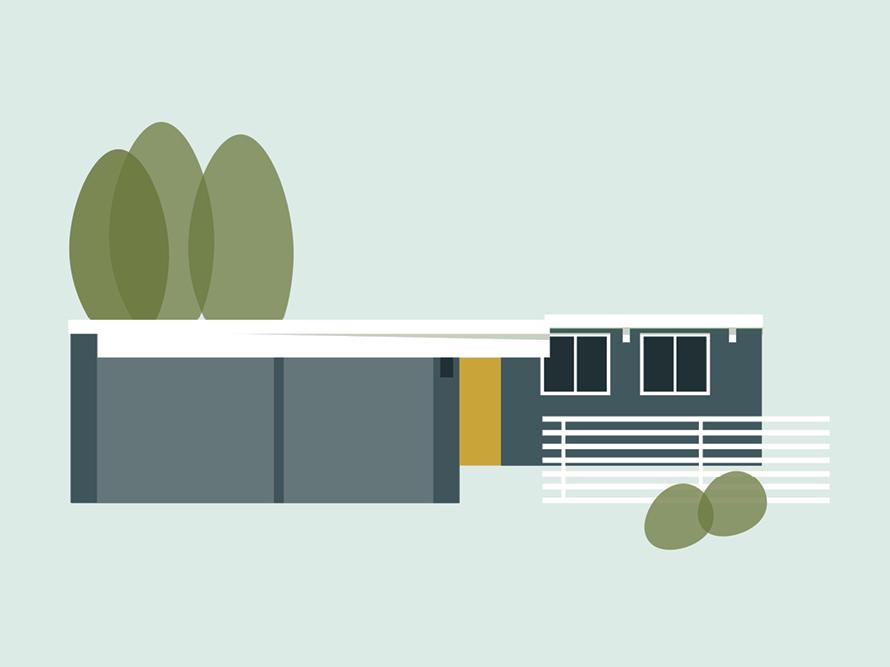 Mid Century Modern Home _Eichler - small by Shasta ...