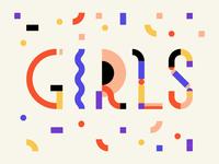 Girls type