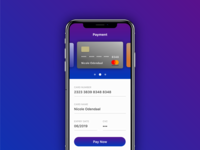 DailyUI002 - Credit Card Checkout