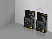 Business Cards for Accountants
