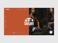 Stronger Safari Collection Concept