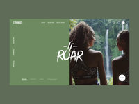 Stronger Roar Collection Concept