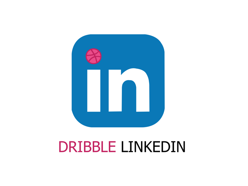 DRIBBLE LINKEDIN by LAB TESTINGG on Dribbble