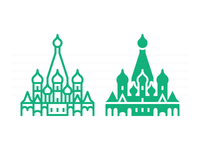 Moscow – Saint Basil's Cathedral