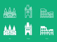 Kiev Prague Rome
